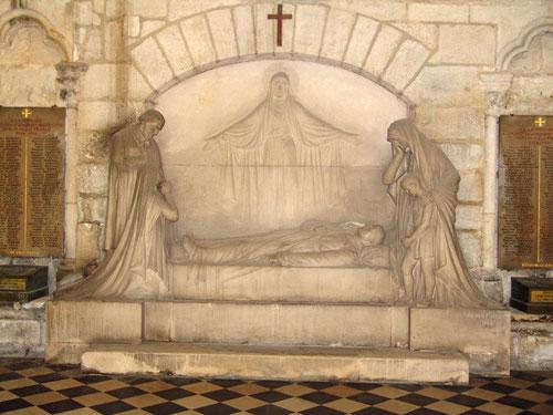 Monument aux Morts de la Cathédrale d'Amiens