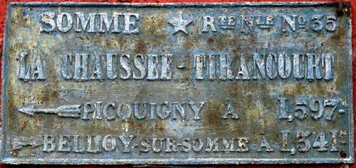 La Chaussée-Tirancourt- Photo: Patrice Lenne