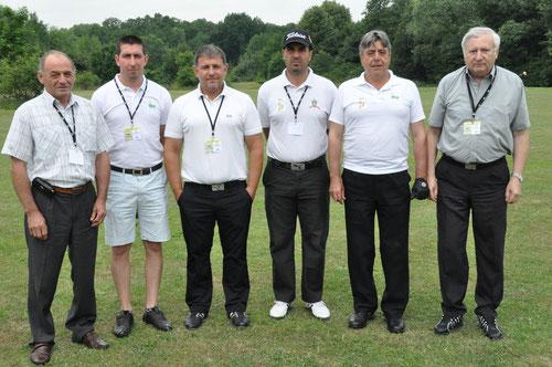Das Team aus Bulgarien