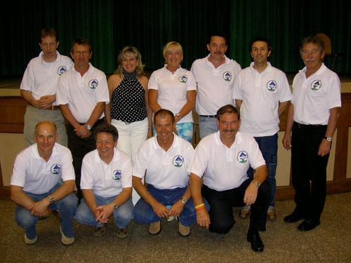 2007 / Ausrichtung der 1. USIC Weltmeisterschaft für Eisenbahner.