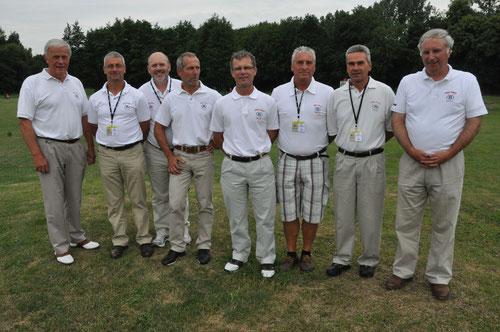 Das Team aus Belgien