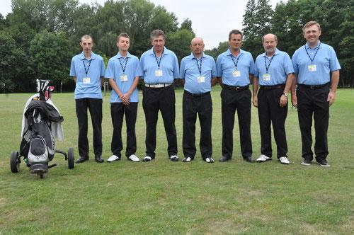 Das Team aus Polen