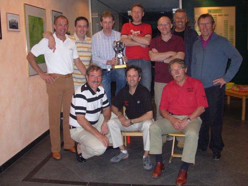 Das erfolgreiche CFL-Team