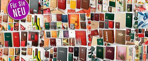 Gratis Katalog Speisekarten
