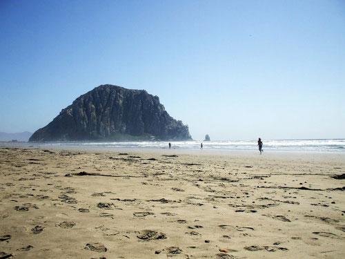 Morro Bay: Morro Rock