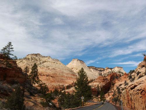 Zion - Mount Carmel Highway (UT 9)