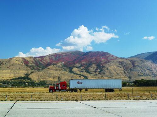 im nördlichen Utah