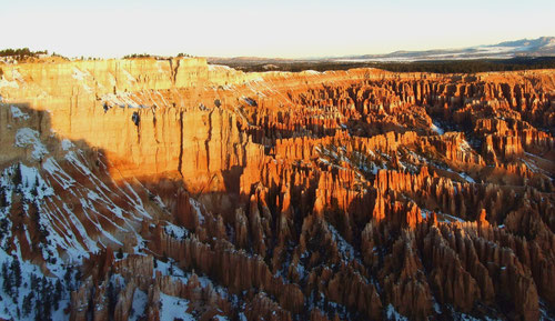 Sunrise am Bryce Point