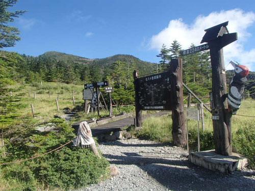 北横岳 登山 ガイド