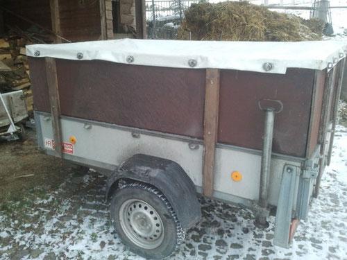 Westfalia 750 kg