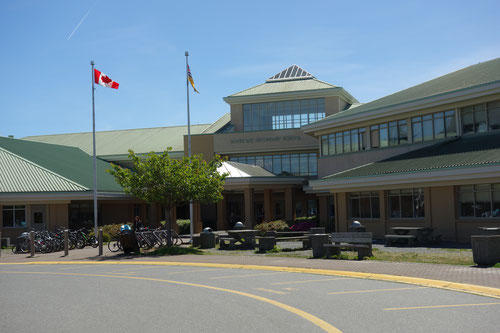 Dover Bay Secondary School Nanaimo BC