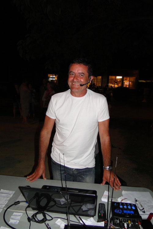 Eric Morgan été 2011