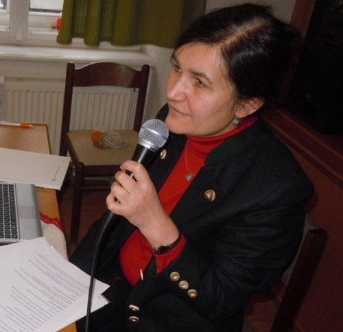 Frau Dr. Finger berichtet am 23. Januar im Brünner BGZ über Heribert Losert, einen nahezu verschollenen Maler der Moderne
