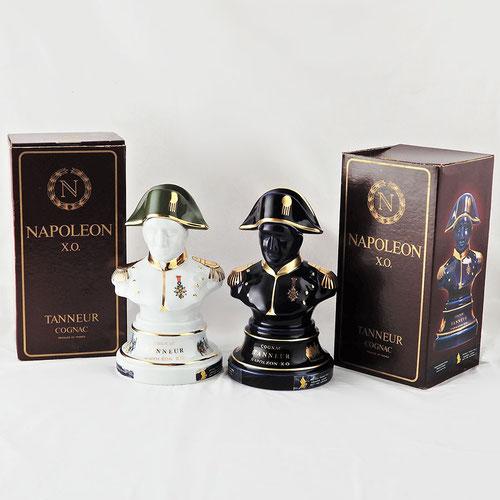 ターナー ナポレオン TANNEUR NAPOLEON XO 陶器ボトル 2本セット