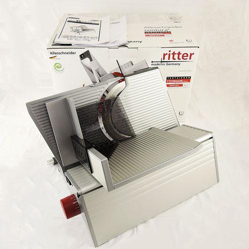 ritter/リッター社 家庭用 電動スライサー contura3