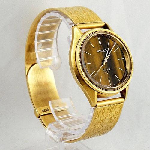 SEIKO/セイコー◆アンティーク VFA 腕時計 クォーツ 3820-6000◆BEAR製 K18