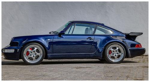 Porsche 965 3,6 Turbo