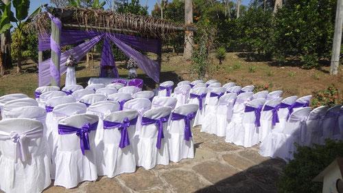Decoracion para eventos en sangil barichara socorro matrimonios quince a os cumplea os - Decoraciones para salones ...