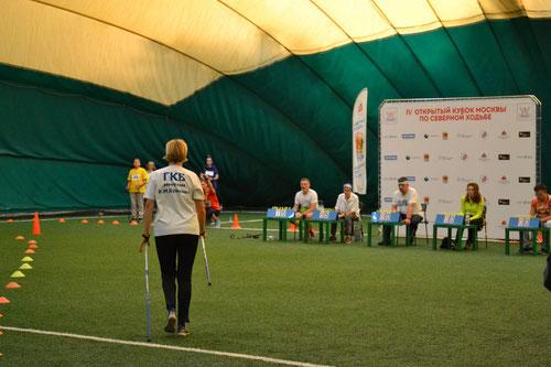 Los campeonatos de técnica en circuito son originales de Rusia. fuente. www.ruswalk.ru