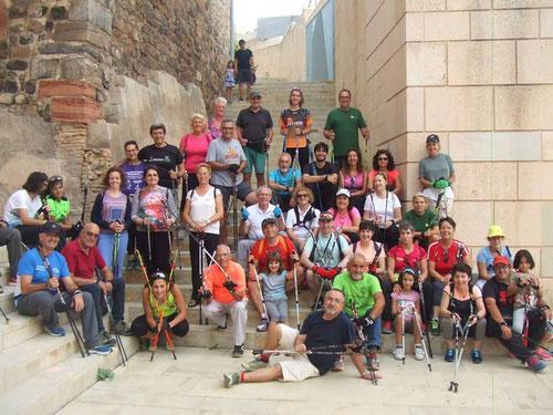 El paseo viviendo la historia de la preciosa Cartagena