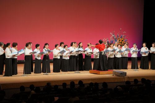 聖歌隊による合唱