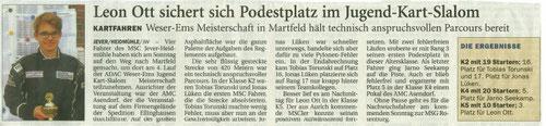 Jeversches Wochenblatt 24.05.2017