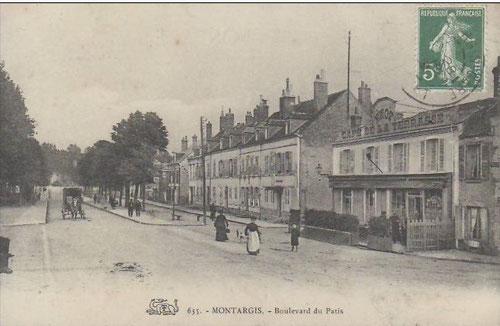 Boulevard du Patis