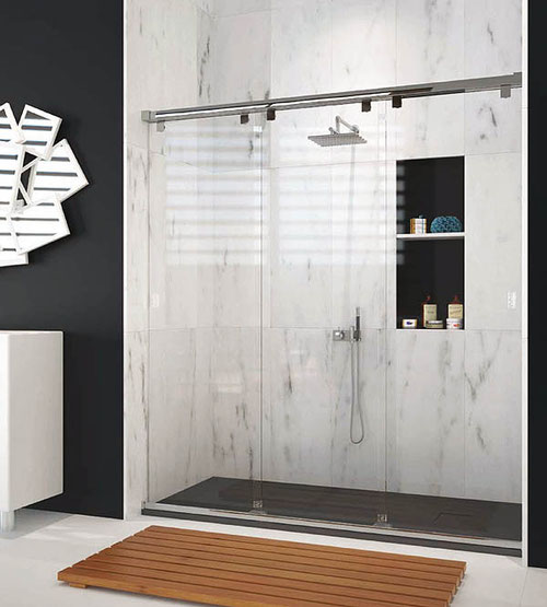 Mampara de ducha Doccia Dallas