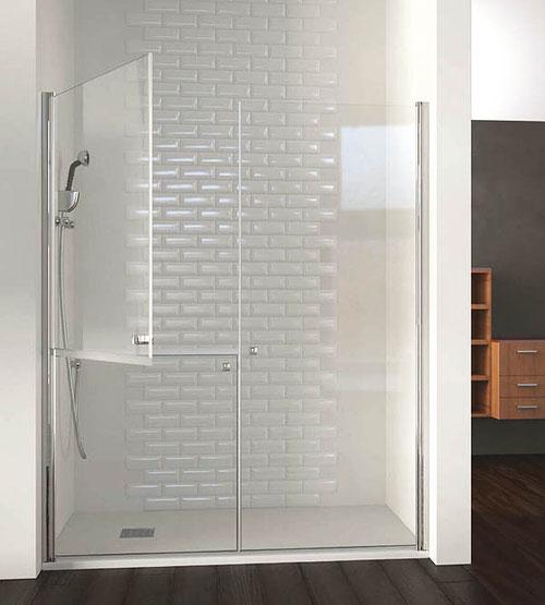 Mampara de ducha Doccia Male
