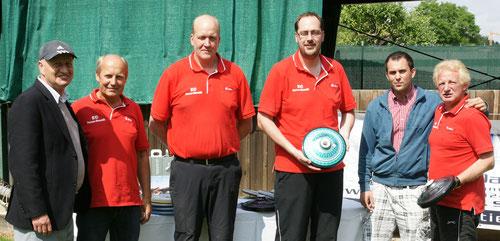 Gesamtsieger und Gruppensieger Gruppe BLAU - EC Passau Neustift