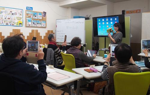いきいきクラス授業風景