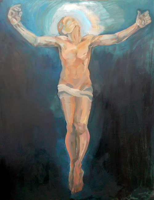 Arina Esse. Cristo universal.