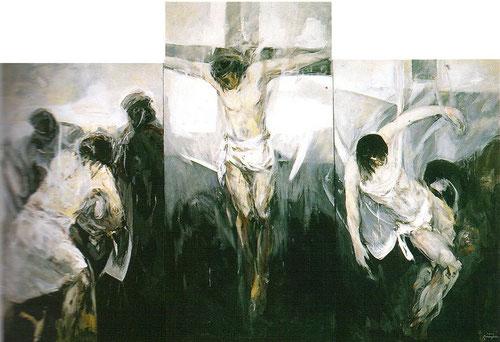 """Ruizanglada.""""Per crucem ad lucem""""Por la cruz a la luz; por el dolor y la muerte al gozo de la resurrección.Este axioma resume el tránsito pascual del cristiano."""