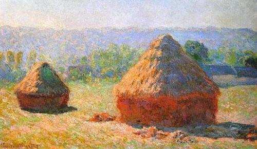 Monet, Meules,fin d´eté.1891
