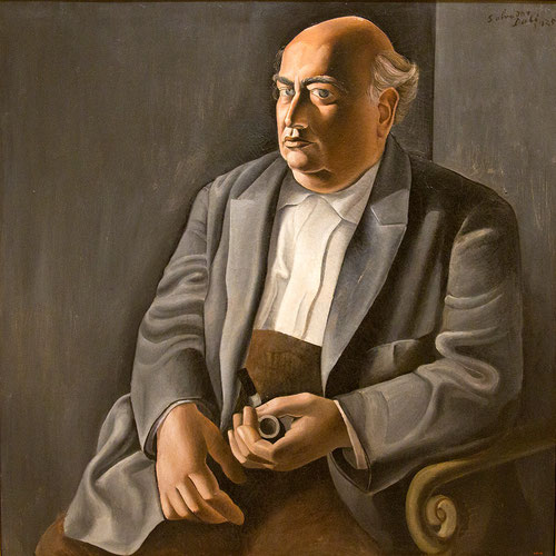 Dalí, Retrato de mi padre, 1925