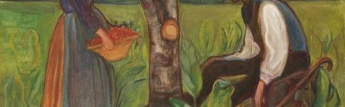 """Edvard Münch, 1863-1944. Él mismo se consideraba """"diseccionador de almas"""".Pues todas sus obras estan relacionadas con los sentimientos, tragedias humanas como la soledad, la angustia, el amor y odio, el deseo..la muerte.."""