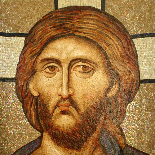 Cristo.Imagen cedida por  Blaeu.mosaic.com-Méjico