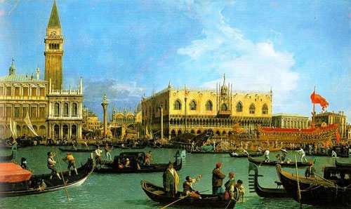 Canaletto.