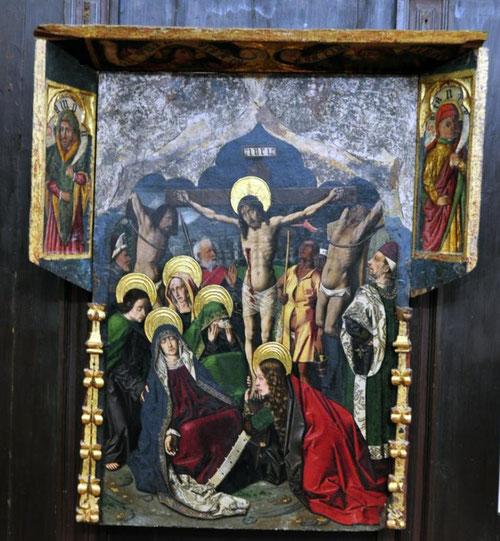 Crucifixion.Arzobispado de Zaragoza.