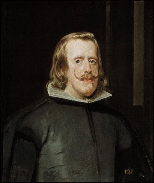 Velazquez pinta a Felipe IV sin ningún atributo que nos informe de su condición real, donde se hace más patente su personalidad.