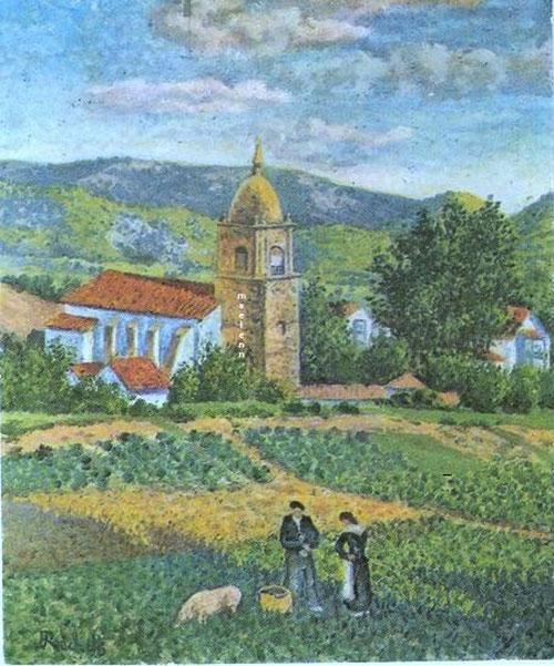 Irún,parroquia del Juncal,1901