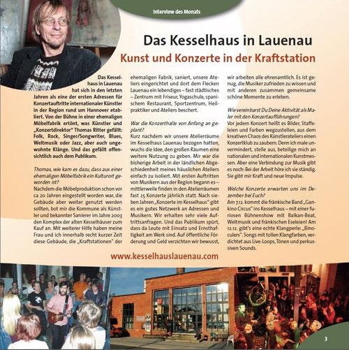 """aus """"Niedersachsen-aktiv"""", 12/2013"""