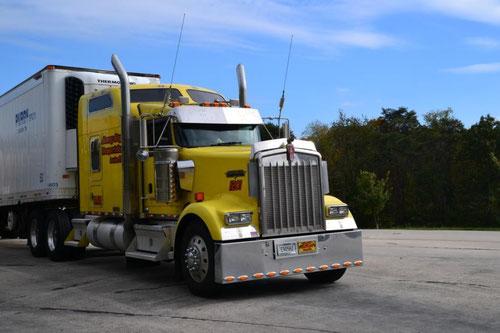 Schöner Truck