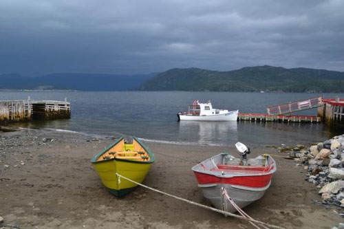 Woody Point im Gros Morne Nationalpark