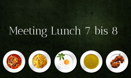 Meeting Lunch 7 bis 8, Herkert Catering