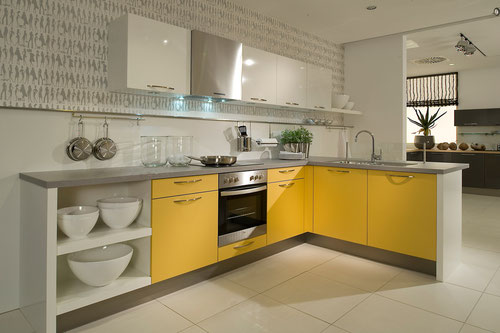 Küchenausstellung von Küchen  Knauer