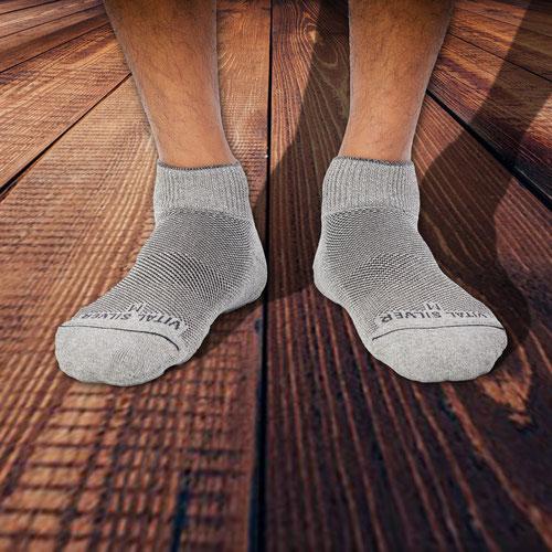 Seamless Diabetic Socks (Short)