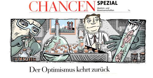 Wochenzeitung_Die-Zeit_Illustration_Titel_Chancen_Spezial_Niels_Schröder