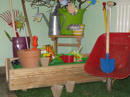 Saisonale Ecke: Gartenarbeit