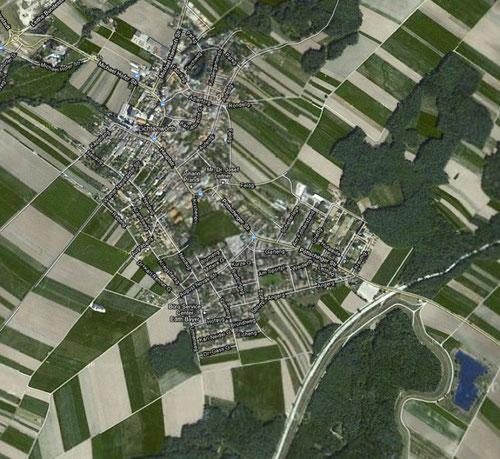 Bild aus Google-Maps
